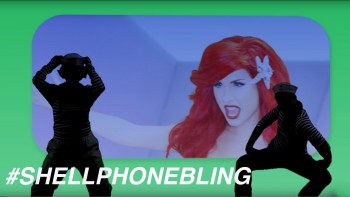 VIDEO: Traci Hines – Little Mermaid Hotline Bling Drake Parody