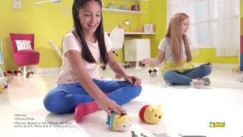 VIDEO: DISNEY'S TSUM TSUM