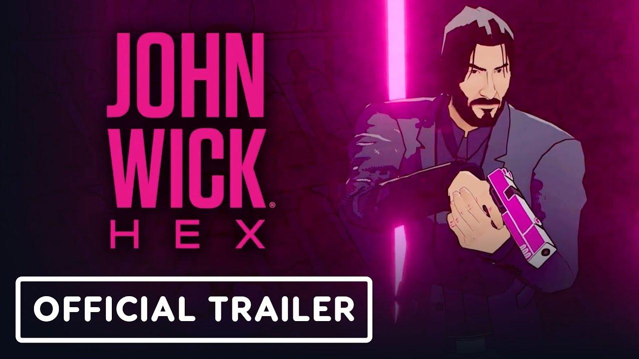My work on John Wick HEX